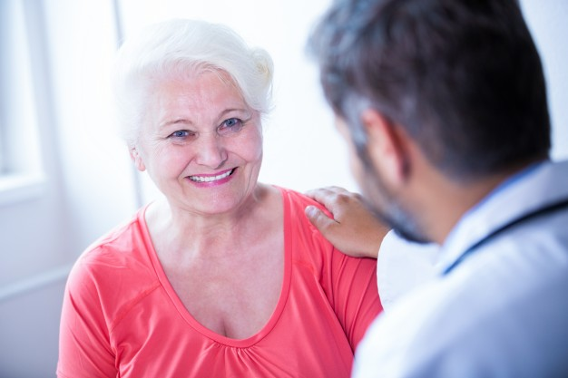 health card for senior citizens