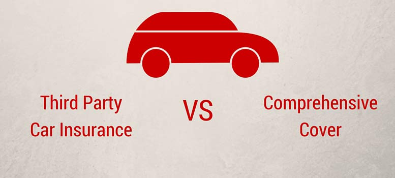 COMPARISON BETWEEN THE COMPREHENSIVE INSURANCE VS THIRD PARTY INSURANCE