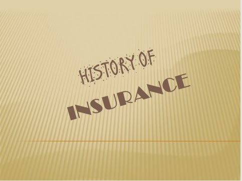 History of Life Insurance in India