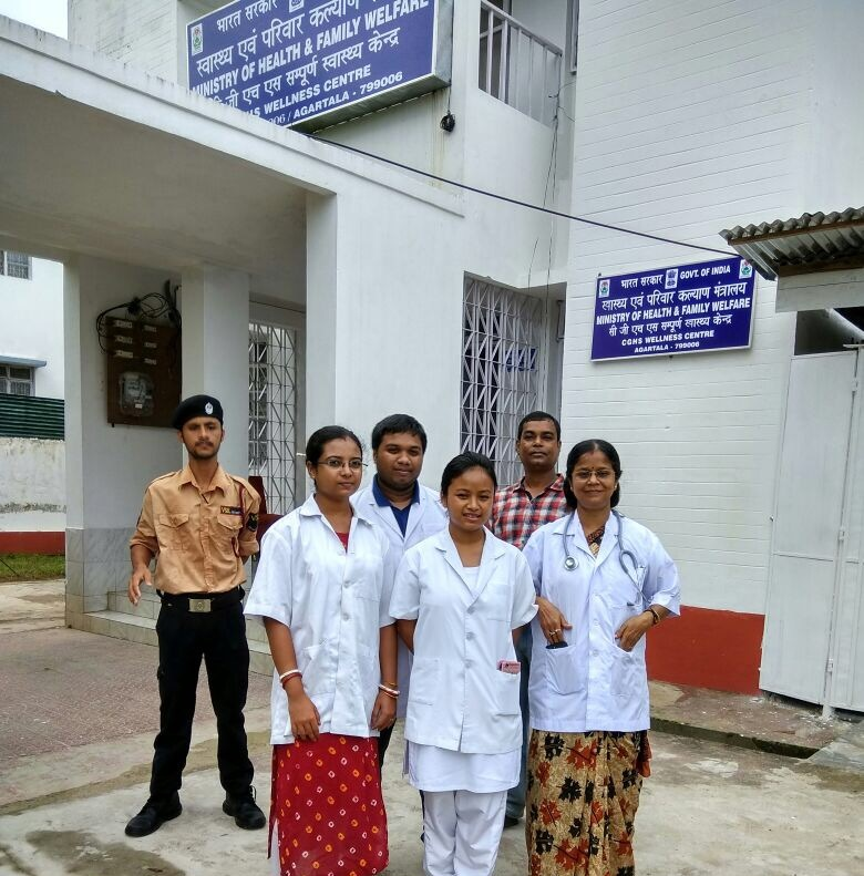 Central Government Health Scheme (CGHS) Dehradun