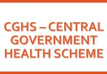 Central Government Health Scheme (CGHS) Hyderabad