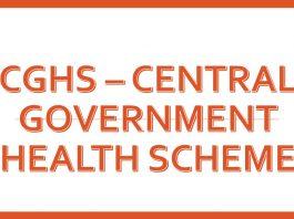 Central Government Health Scheme (CGHS) Hyderabad