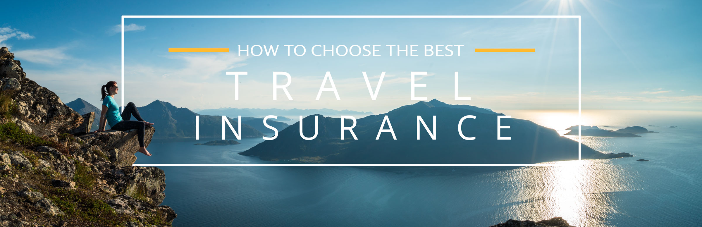 How to choose the best online travel insurance in India