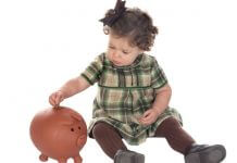 What is a child plan one time investment