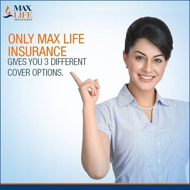Max Life Online Term Policy
