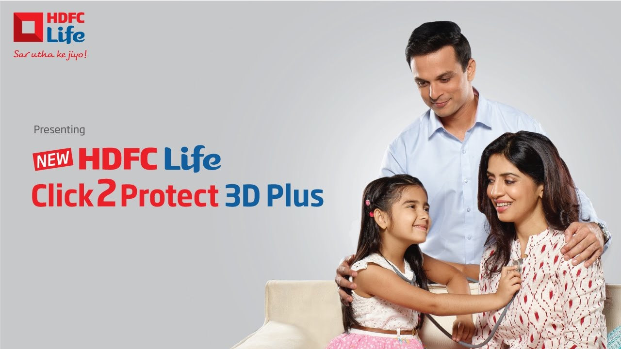 HDFC Life Insurance Click2 Protect Plus Plan
