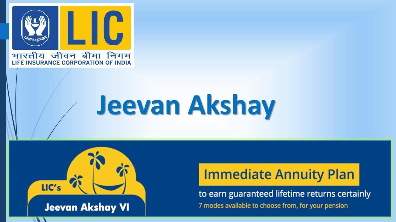 LIC Jeevan Akshay VI