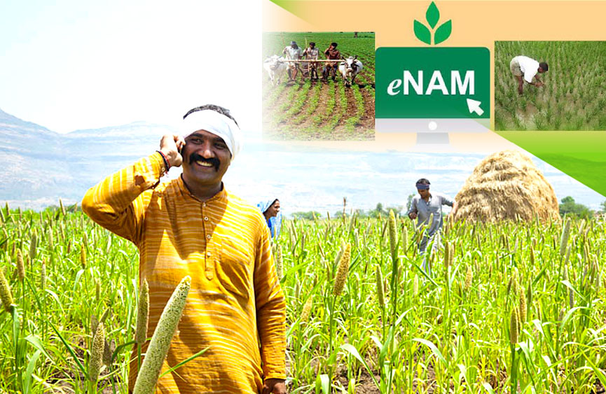 National Agricultural Marketing Plan (E-NAM)
