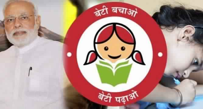 The Purpose Of The Beti Bachao Beti Padhao Yojana