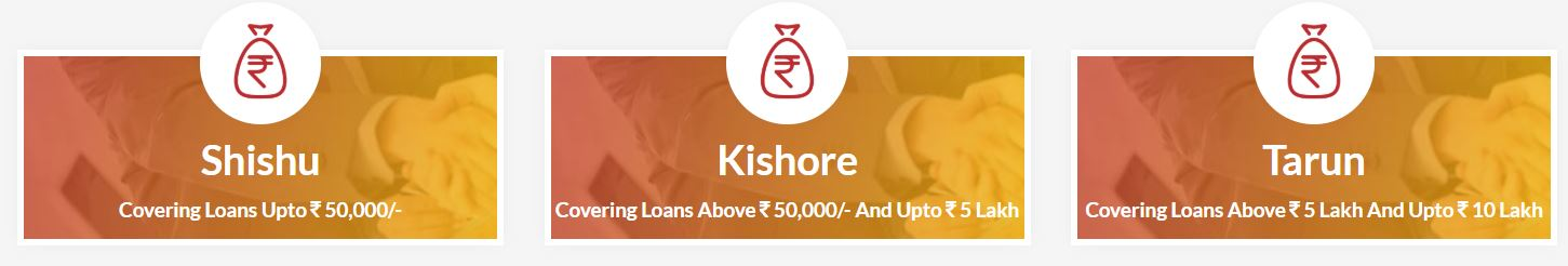 Types of Loan Under MUDRA Scheme