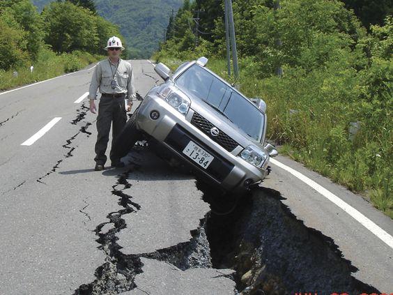 Natural Calamities Cover