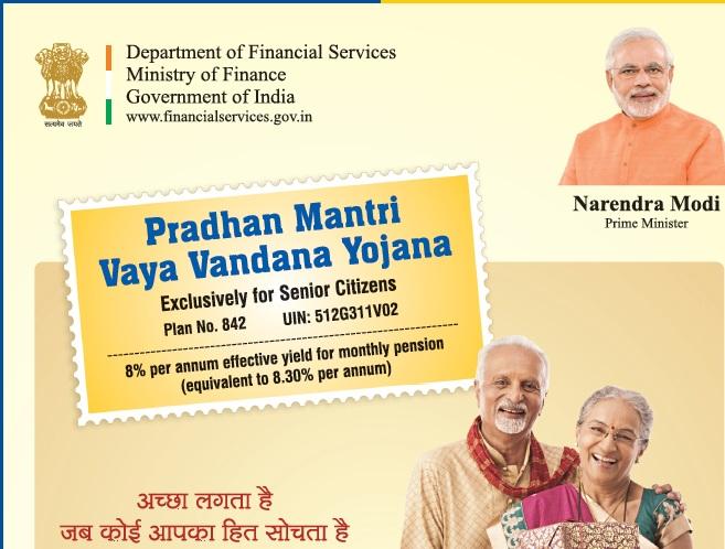 LIC's Pradhan Mantri Vaya Vandana Yojana