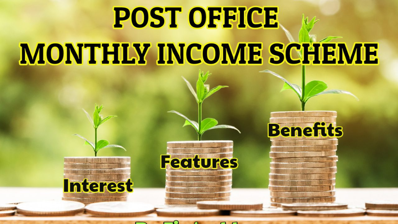 Is There Any Tax Benefit Under The Post Office MIS