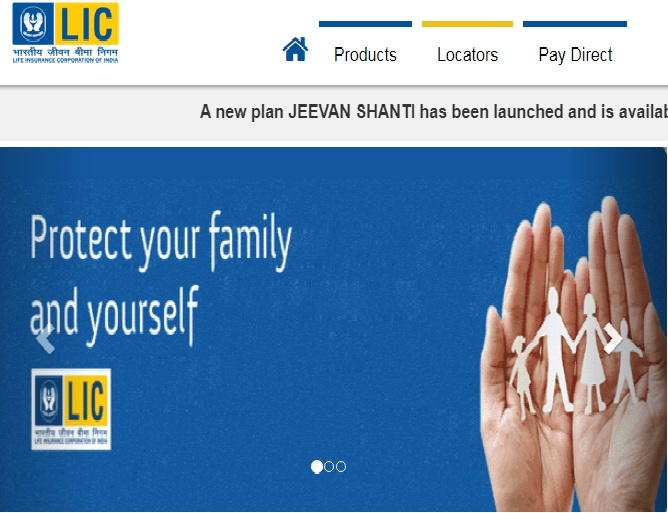 Steps to buy lic policy online without agent