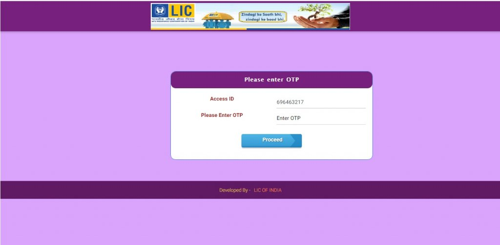 Steps to buy lic policy online without agent10