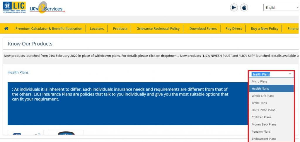 Steps to buy lic policy online without agent2