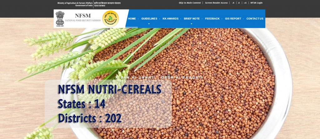 NFSM Nutri Cereals