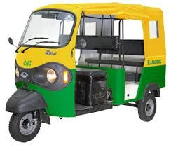 CNG auto rickshaw insurance